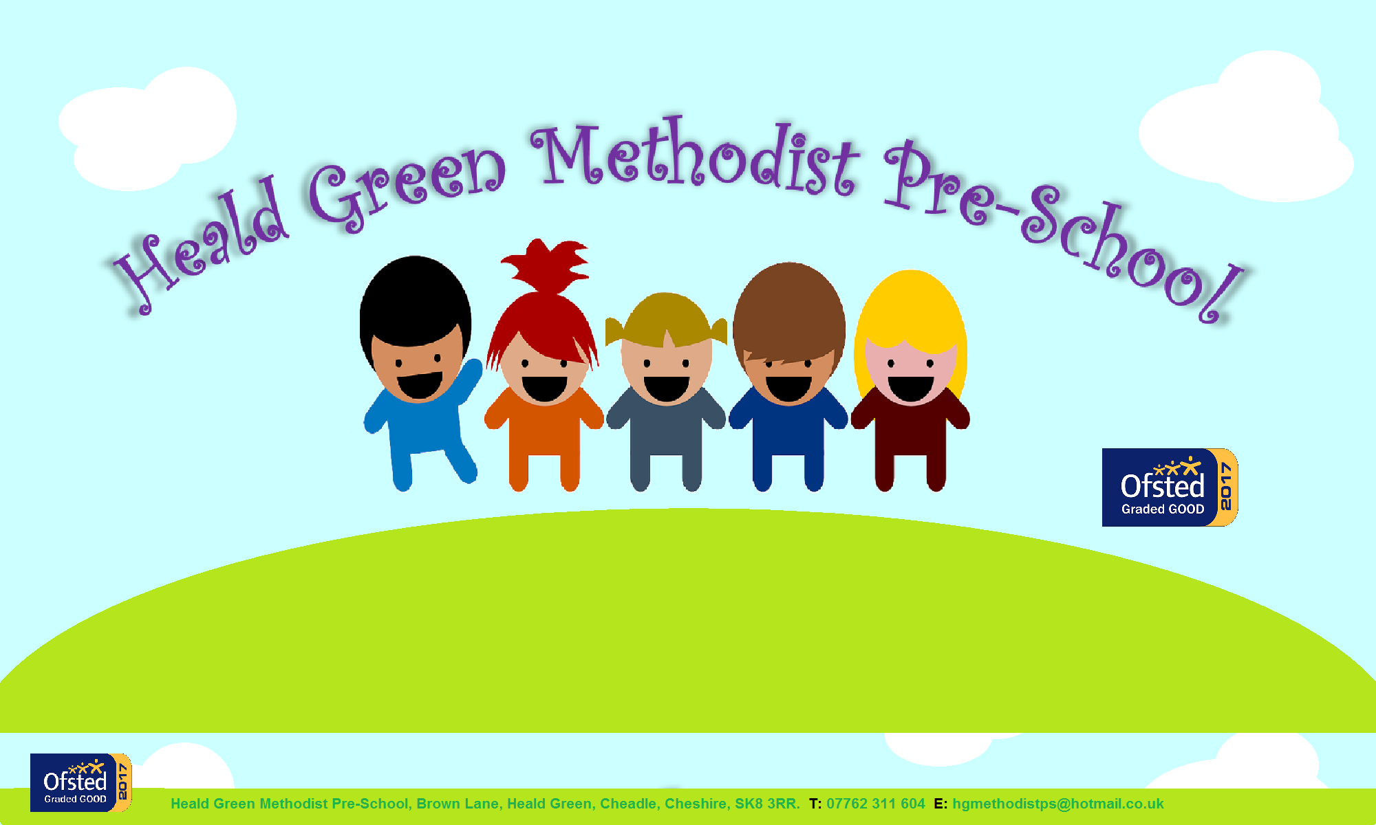 Heald Green Methodist Pre-School